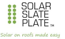 Solar Slate Plate